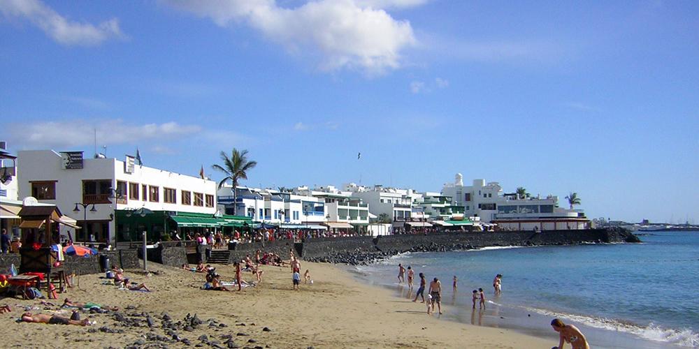 Playa Blanca / Lanzarote