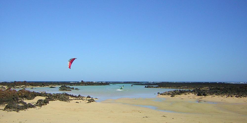 Charca de la laja auf Lanzarote