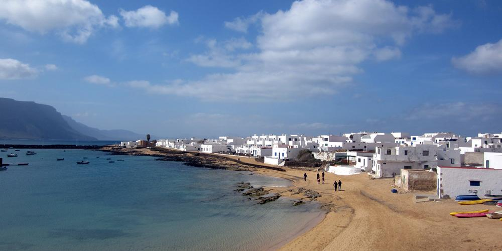 Strand von Caleta del Sebo