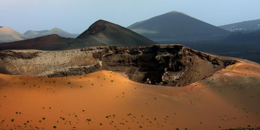 Lanzarote Timanfaya Nationalpark