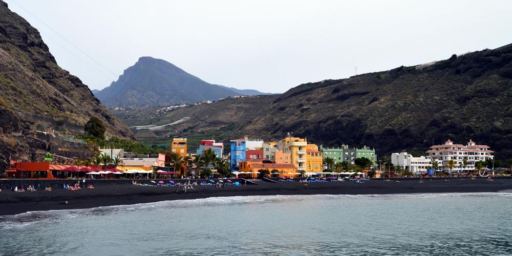 Playa y Puerto de Tazacorte
