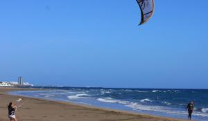 Playa de Guasimeta.