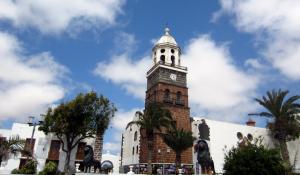 Die alte Hauptstadt von Lanzarote