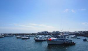 Hafen von Orzola