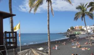 Playa de Puerto Naos / La Palma