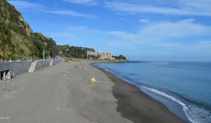Praia de Água de Alto auf der Azoren Insel Sao Miguel
