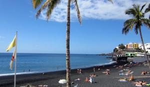 Strände auf La Palma